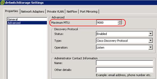 Jumbo Frames - Use Case for ESXi5, NetApp, and Cisco/NetGear ...